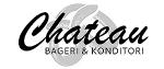 VÄLKOMMEN TILL CHATEAU BAGERI & KONDITORIss-webbplats Logo